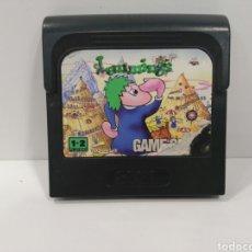 Videojuegos y Consolas: JUEGO LEMMINGS PARA SEGA GAME GEAR. Lote 127837282