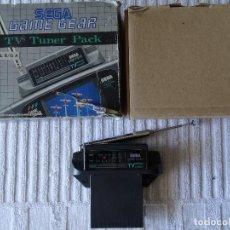 Videojuegos y Consolas: ACCESORIO SEGA GAME GEAR TV TUNER PACK ESPAÑA GG. Lote 130033915