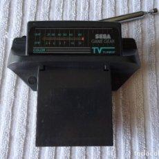 Videojuegos y Consolas: ACCESORIO SEGA GAME GEAR TV TUNER PACK ESPAÑA GG SIN CAJA. Lote 130033975