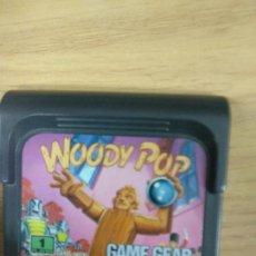 Videojuegos y Consolas: WOODY POP - SEGA GAME GEAR - GG. Lote 131175620