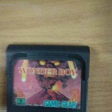Videojuegos y Consolas: WONDER BOY - SEGA GAME GEAR - GG. Lote 131175664