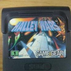 Videojuegos y Consolas: HALLEY WARS - SEGA GAME GEAR - GG. Lote 131176308