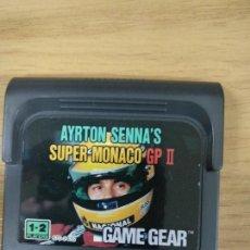 Videojuegos y Consolas: SUPER MONACO GP 2 II - SEGA GAME GEAR - GG. Lote 131176484