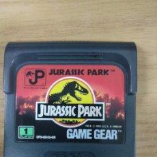 Videojuegos y Consolas: JURASSIC PARK - SEGA GAME GEAR - GG. Lote 131176552