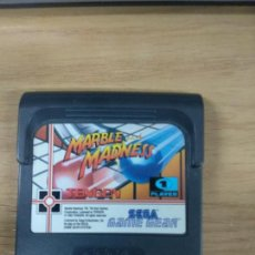 Videojuegos y Consolas: MARBLE MADNESS - SEGA GAME GEAR - GG. Lote 131176680