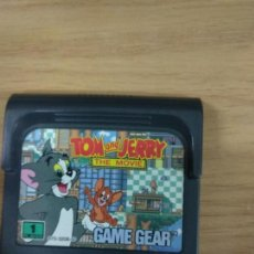 Videojuegos y Consolas: TOM AND JERRY THE MOVIE - SEGA GAME GEAR - GG. Lote 131176716