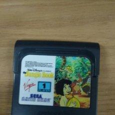 Videojuegos y Consolas: THE JUNGLE BOOK - SEGA GAME GEAR - GG. Lote 131176744