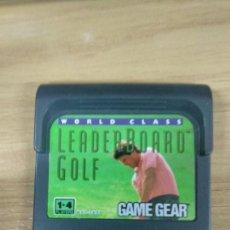 Videojuegos y Consolas: LEADERBOARD GOLF - SEGA GAME GEAR - GG. Lote 131176884