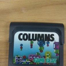 Videojuegos y Consolas: COLUMNS - SEGA GAME GEAR - GG. Lote 131176948