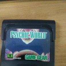 Videojuegos y Consolas: PSYCHIC WORLD - SEGA GAME GEAR - GG. Lote 131177028