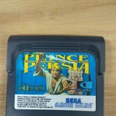 Videojuegos y Consolas: PRINCE OF PERSIA - SEGA GAME GEAR - GG. Lote 131177084