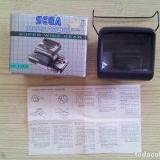 Videojuegos y Consolas: SEGA GAME GEAR - LUPA - MEGA POWER - SUPER WIDE GEAR. Lote 131841538