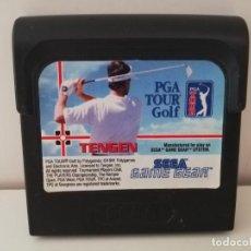 Videojuegos y Consolas: JUEGO PGA TOUR GOLF SOLO CARTUCHO SEGA GAME GEAR. Lote 133001218