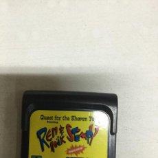 Videojuegos y Consolas: REN & STIMPY HOEK - SEGA GAME GEAR - GG. Lote 133371034