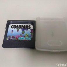 Videojuegos y Consolas: 1018 - JUEGO COLUMNS GAME GEAR 670 1322 SEGA . Lote 135943522
