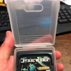 Videojuegos y Consolas: VIDEOJUEGO STAR WARS - SEGA GAME GEAR. Lote 136292858
