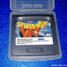 Videojuegos y Consolas: SEGA GAMEGEAR GAME GEAR --- SPIDERMAN. Lote 137926202