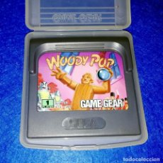 Videojuegos y Consolas: SEGA GAMEGEAR GAME GEAR --- WOODY POP. Lote 137926518