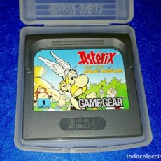 Videojuegos y Consolas: SEGA GAMEGEAR GAME GEAR --- ASTERIX & THE GREAT RESCUE. Lote 137927010