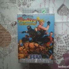 Videojuegos y Consolas: VIRTUA FIGHTER ANIMATION GAME GEAR. Lote 178397851