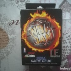 Videojuegos y Consolas: NBA JAM GAME TOURNAMENT EDITION GEAR. Lote 140630042
