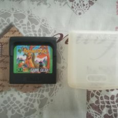Videojuegos y Consolas: THE LUCKY DIME CAPER DONALD DUCK GAME GEAR. Lote 141872706