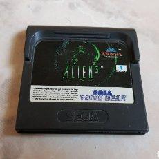 Videojuegos y Consolas: JUEGO SEGA GAME GEAR ALIEN 3. Lote 142333892