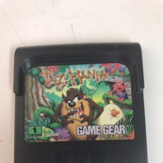 Videojuegos y Consolas: JUEGO TAZMANIA SEGA GAME GEAR. Lote 143917529