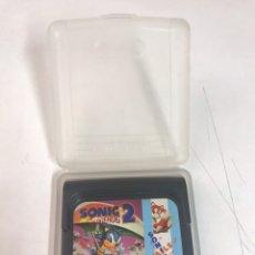Videojuegos y Consolas: JUEGO SONIC 2 SEGA GAME GEAR. Lote 143932156