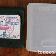 Videojogos e Consolas: JUEGO DESERT SPEEDTRAP - GAME GEAR - WARNER BROS - 1993. Lote 144476946