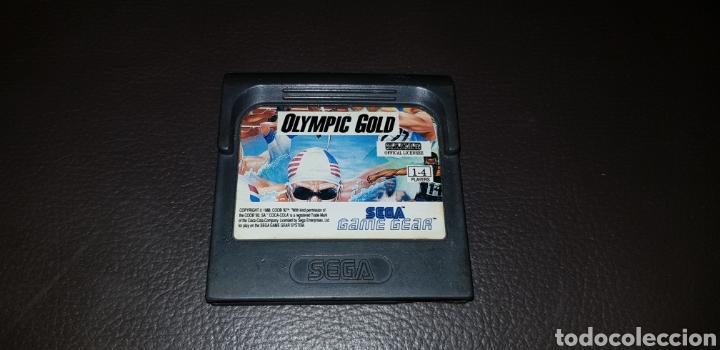 JUEGO SEGA GAME GEAR OLYMPIC GOLD (Juguetes - Videojuegos y Consolas - Sega - GameGear)