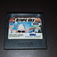 Videojuegos y Consolas: JUEGO SEGA GAME GEAR OLYMPIC GOLD. Lote 145680506