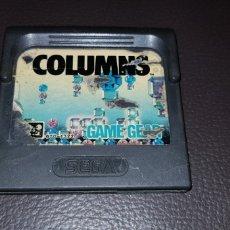 Videojuegos y Consolas: JUEGO SEGA GAME GEAR COLUMNS. Lote 145681020
