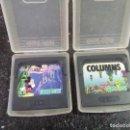 Videojuegos y Consolas: 2 JUEGOS GAME GEAR. Lote 147394706