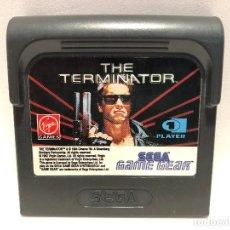 Videojuegos y Consolas: THE TERMINATOR SEGA GAME GEAR. Lote 147557970
