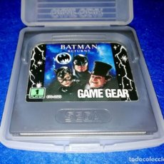 Videojuegos y Consolas: JUEGO PARA SEGA GAME GEAR --- BATMAN RETURNS --- PEDIDO MÍNIMO 10€ --- BOX17. Lote 147784082