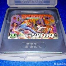 Videojuegos y Consolas: JUEGO PARA SEGA GAME GEAR --- STREETS OF RAGE --- PEDIDO MÍNIMO 10€ --- BOX17. Lote 147784170