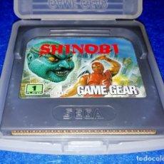 Videojuegos y Consolas: JUEGO PARA SEGA GAME GEAR --- PACK SHINOBI I Y II --- PEDIDO MÍNIMO 10€ --- BOX17. Lote 147784606