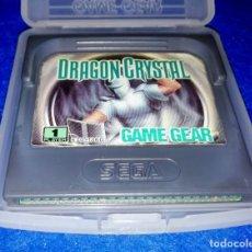 Videojuegos y Consolas: JUEGO PARA SEGA GAME GEAR --- DRAGON CRYSTAL --- PEDIDO MÍNIMO 10€ --- BOX17. Lote 147784746