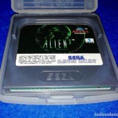 Videojuegos y Consolas: JUEGO PARA SEGA GAME GEAR --- ALIEN 3 --- PEDIDO MÍNIMO 10€ --- BOX17. Lote 147784818