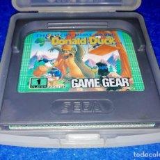 Videojuegos y Consolas: JUEGO PARA SEGA GAME GEAR --- DONALD DUCK --- PEDIDO MÍNIMO 10€ --- BOX17. Lote 147784890