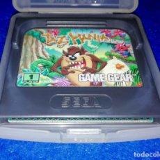 Videojuegos y Consolas: JUEGO PARA SEGA GAME GEAR --- TAZ-MANIA --- PEDIDO MÍNIMO 10€ --- BOX17. Lote 147784942