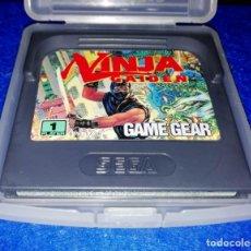 Videojuegos y Consolas: JUEGO PARA SEGA GAME GEAR --- NINJA GAIDEN --- PEDIDO MÍNIMO 10€ --- BOX17. Lote 147785014