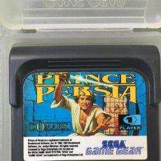 Videojuegos y Consolas: JUEGO PRINCE PERSIA PARA SEGA GAME GEAR. Lote 147876094