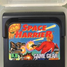 Videojuegos y Consolas: JUEGO SPACE HARRIER, PARA SEGA GAME GEAR. Lote 147877258