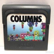 Videojuegos y Consolas: COLUMNS SEGA GAME GEAR. Lote 147922210