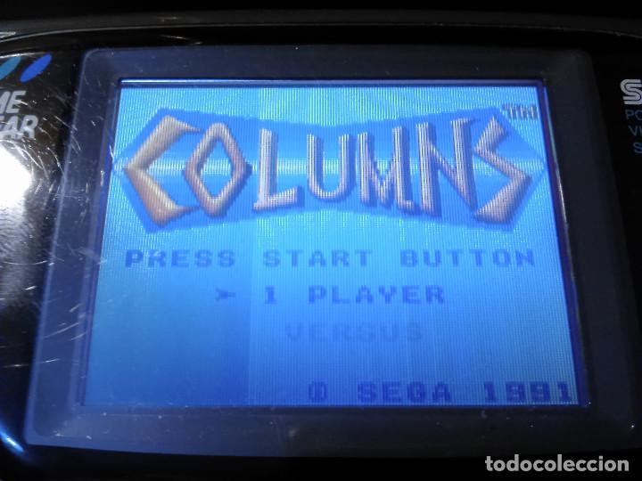Videojuegos y Consolas: Columns Sega Game Gear - Foto 3 - 147922210