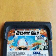 Videojuegos y Consolas: OLYMPIC GOLD. Lote 148181620