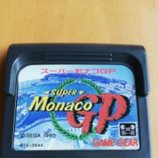 Videojuegos y Consolas: SUPER MONACO GP. Lote 148181998