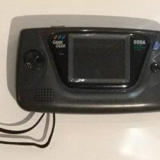 Videojuegos y Consolas: CONSOLA SEGA GAME GEAR FUNCIONA TODO. Lote 150650586